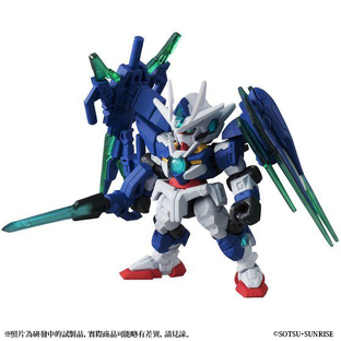 MOBILE SUIT ENSEMBLE EX06A 00 QUANTA FULL SABER