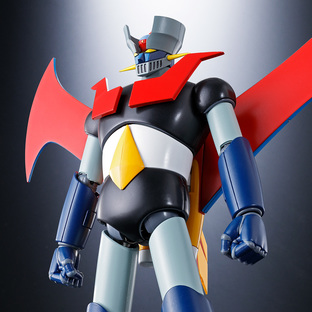 SOUL OF CHOGOKIN GX-70SP MAZINGER Z D.C. ANIME COLOR VERSION 【Second Offer】