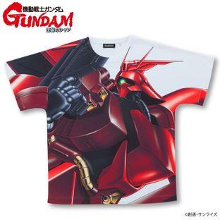 鋼彈逆襲的夏亞T恤MSN-04 沙薩比