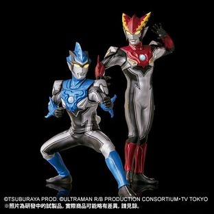 ULTIMATE LUMINOUS ULTRAMAN R/B