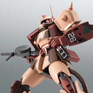 THE ROBOT SPIRITS <SIDE MS> MS-06D ZAKU DESERT TYPE CARACAL CORPS ver. A.N.I.M.E.