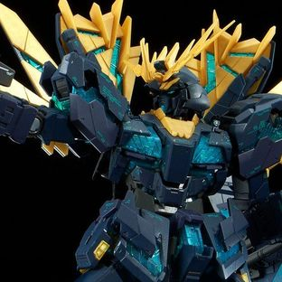 RG 1/144 UNICORN GUNDAM 02 BANSHEE NORN (FINAL BATTLE Ver.) [2019年10月發送]
