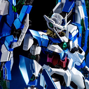 MG 1/100 00 QAN[T] FULL SABER [SPECIAL COATING] [2019年10月發送]