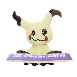 POKEMON PC CUSHION MIMIKYU [2019年10月發送]