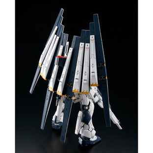 RG 1/144 EXPANSION PARTS for ν GUNDAM DOUBLE FIN FUNNEL CUSTOM UNIT [2020年1月發送]