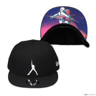 New Era  9 FIFTY 棒球帽 最終射擊圖樣