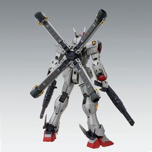 MG 1/100 CROSSBONE GUNDAM X0 Ver.Ka [2019年11月發送]