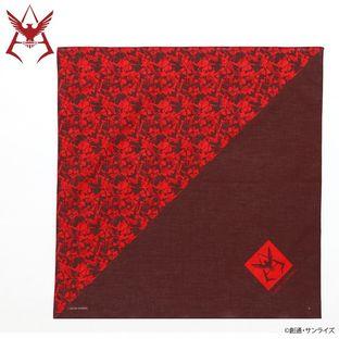 機動戰士鋼彈 迷彩頭巾手帕