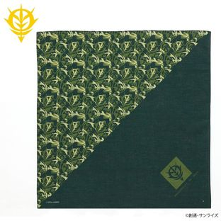 機動戰士高達 迷彩風 手帕