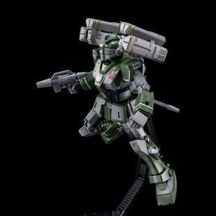 HG 1/144 GM SNIPER CUSTOM (with MISSILE LAUNCHER)
