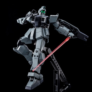 HG 1/144 GM GROUND TYPE (SLAVE WRAITH TEAM CUSTOM) (PARACHUTE PACK)