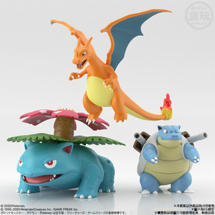 POKEMON SCALE WORLD KANTO BLASTOISE W/O GUM