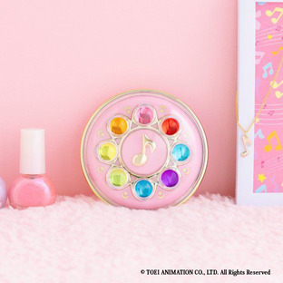 MAGICAL DoReMi MINARAI TAP JEWELRY CASE 20TH ANIMATED EDITION