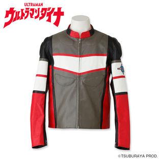 超人力霸王帝納 Super GUTS 制服外套