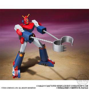 SUPER MINIPLA ROBOT COMBATTLER V OPTION PART SET
