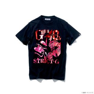 『機動戰士鋼彈』 40周年紀念 彩色漸層  T恤