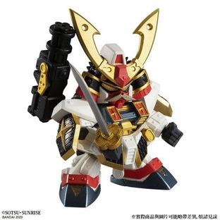 GASHAPON SENSHI F EX07 SHOU GUNDAM