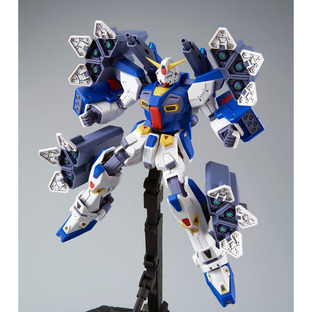 MG 1/100 MISSION PACK B-TYPE & K-TYPE for GUNDAM F90