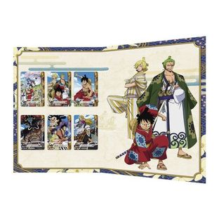 One Piece Carddass Premium Edition Wanokunni Ver.