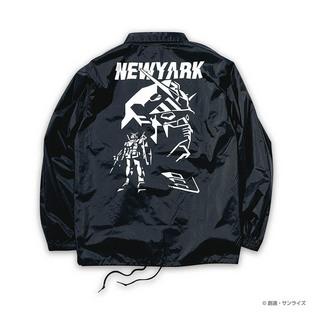STRICT-G NEW YARK 教練夾克 鋼彈 圖樣