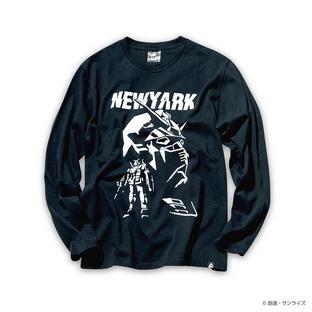 STRICT-G NEW YARK 長袖T恤 鋼彈 圖樣