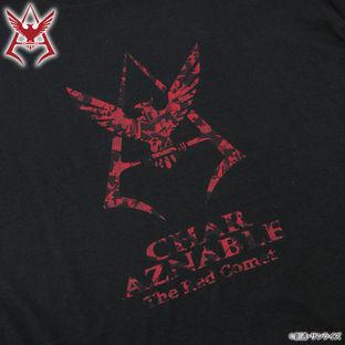 《機動戰士鋼彈》夏亞迷彩標誌T-SHIRT