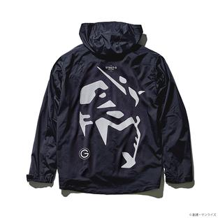 STRICT-G NEW YARK 鋼彈標誌 風衣