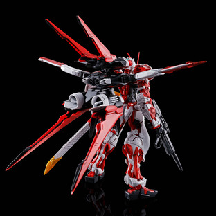 MG 1/100 GUNDAM ASTRAY RED FRAME FLIGHT UNIT  [2020年9月發送]
