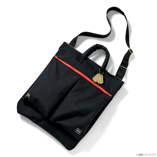 [BAG] PORTER 2WAY Helmet bag Char model