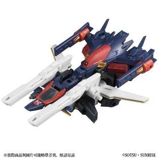 MOBILE SUIT ENSEMBLE EX18 GUNDAM DX & G FALCON MARKING PLUS SET