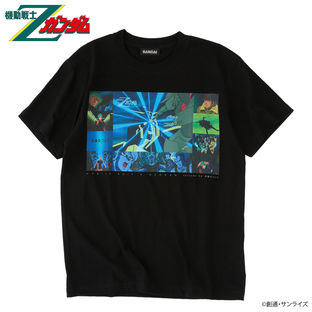 《機動戰士Z鋼彈》EPISODE 36「永遠的鳳」T-SHIRT