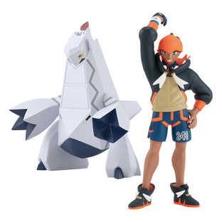POKEMON SCALE WORLD GALAR RAIHAN & DURALUDON W/O GUM