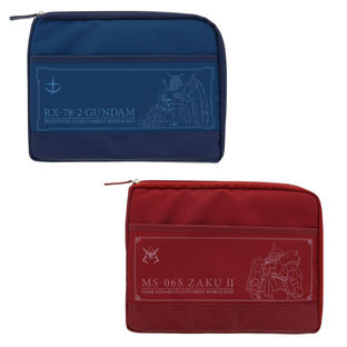 MOBILE SUIT GUNDAM MULTI PENCASE WIDE GUNDAM STATIONERY 7