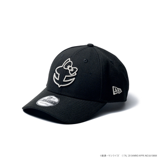 STRICT-G New Era 「鋼彈★Hello Kitty」 9FORTY棒球帽 地球聯邦軍