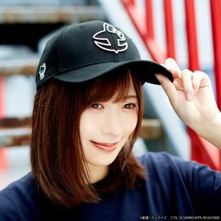 STRICT-G New Era 「鋼彈★Hello Kitty」 9FORTY棒球帽 地球聯邦軍