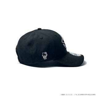 【HAT】STRICT-G New Era 「GUNDAM★Hello Kitty」 9FORTY CAP E.F.S.F.