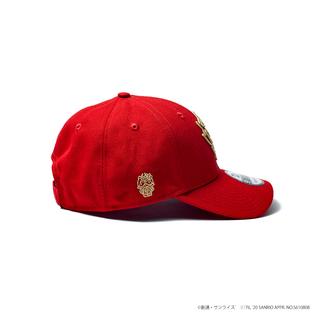 STRICT-G New Era 「鋼彈★Hello Kitty」 9FORTY棒球帽 吉翁軍