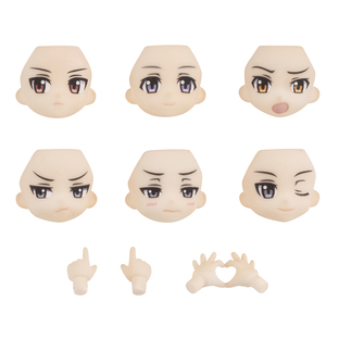 AQUA SHOOTERS! FACE PARTS SET 04