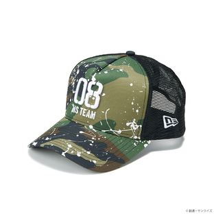 STRICT-G New Era 「機動戰士鋼彈 第08MS小隊」 9FORTY網狀棒球帽