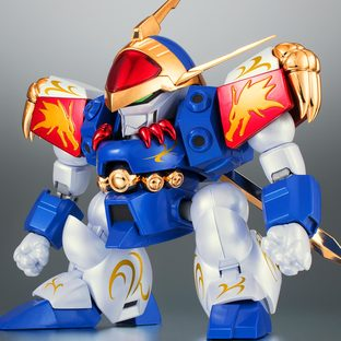 ROBOT SPIRITS <SIDE MASHIN> RYUJINMARU (The Golden Dragon Edition)