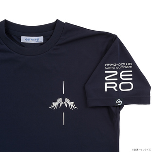 STRICT-G 「MOBILE SUIT GUNDAM WING」 QUICK-DRYING T-SHIRT