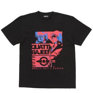 機動戰士Z鋼彈 克瓦特羅・巴吉納三色系列 T-Shirt