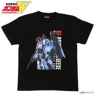 《新機動戰記鋼彈W》 全彩T-Shirt VER.2.0