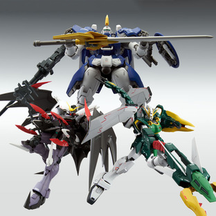 MG 1/100 EXPANSION PARTS SET for MOBILE SUIT GUNDAM W EW SERIES (The Glory of Losers Ver.) [June 2021 Delivery]