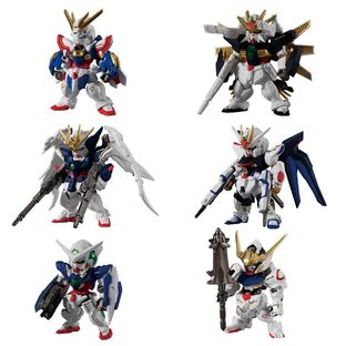 FW GUNDAM CONVERGE 10TH ANNIVERSARY ANOTHER CENTURY SET W/O GUM