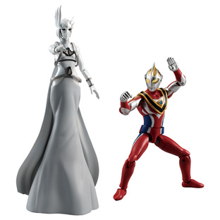 CHODO ULTRAMAN GAIA -AN ANGEL DESCENDS- W/O GUM