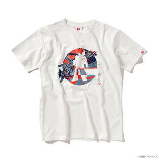 STRICT-G JP 「機動戰士Z鋼彈」 LOGOT恤