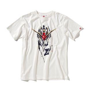 STRICT-G JP  「機動戰士Z鋼彈」  Z鋼彈 水墨風T恤