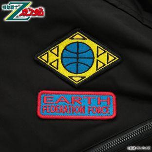 機動戰士Z鋼彈 地球連邦軍 外套