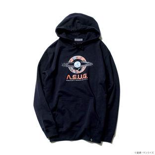 A.E.U.G. Hoodie—Mobile Suit Zeta Gundam/STRICT-G Collaboration